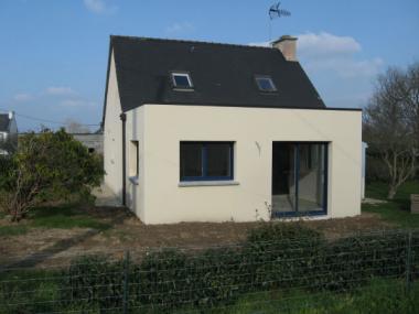 Extension d'une habitation (Porpsoder)